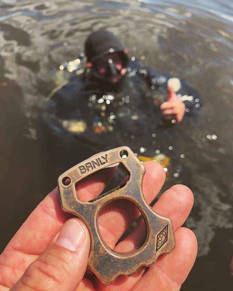 Bottle Opener Recovery in Crooked Lake